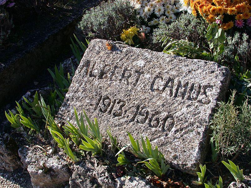 Pic 2 Tombstone_Albert_Camus