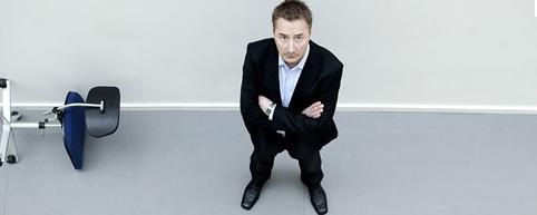 pic 1 Michael Jacobsen standing