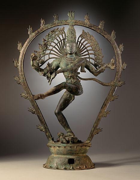 Nataraja_Natyashashtra Image from Wikipedia