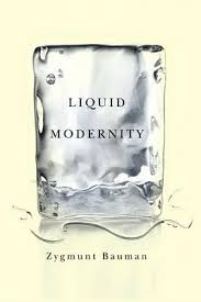 Liquid modernity bauman book cover
