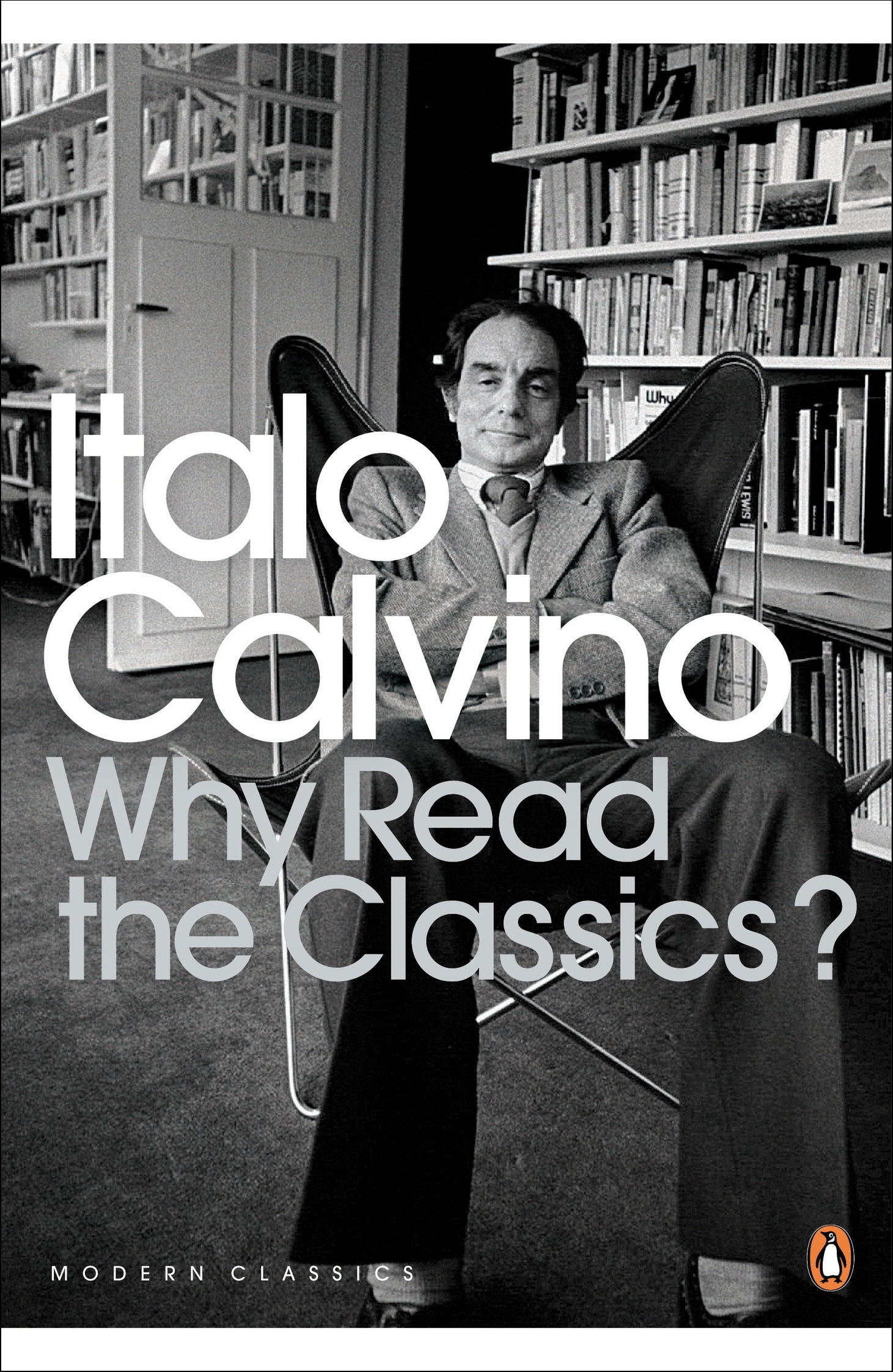 Calvino why read the classics