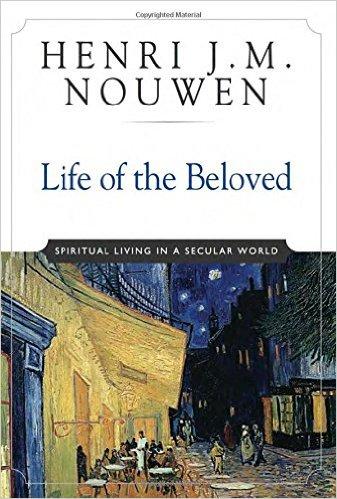 Henri Nouwen book cover beloved