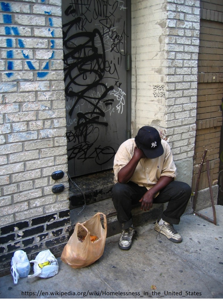 Homeless 2 new york