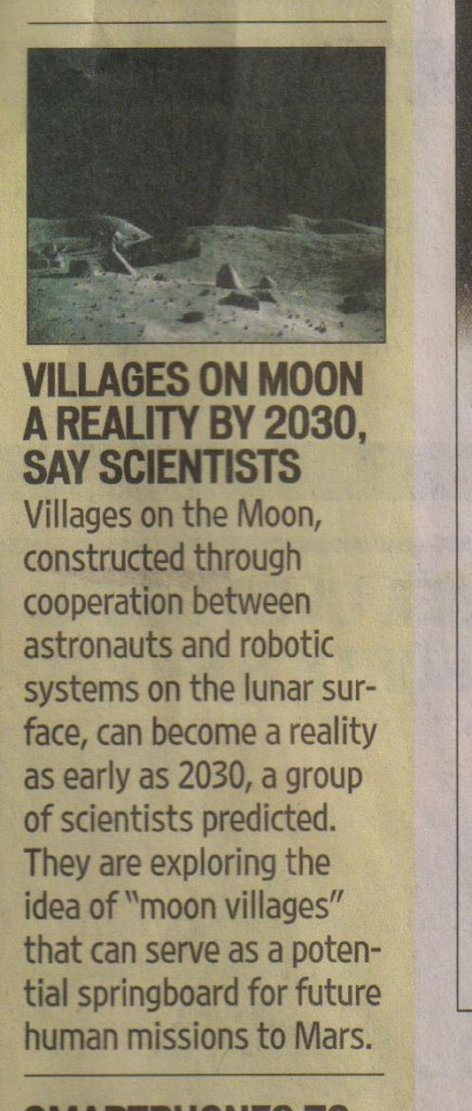 moon villages