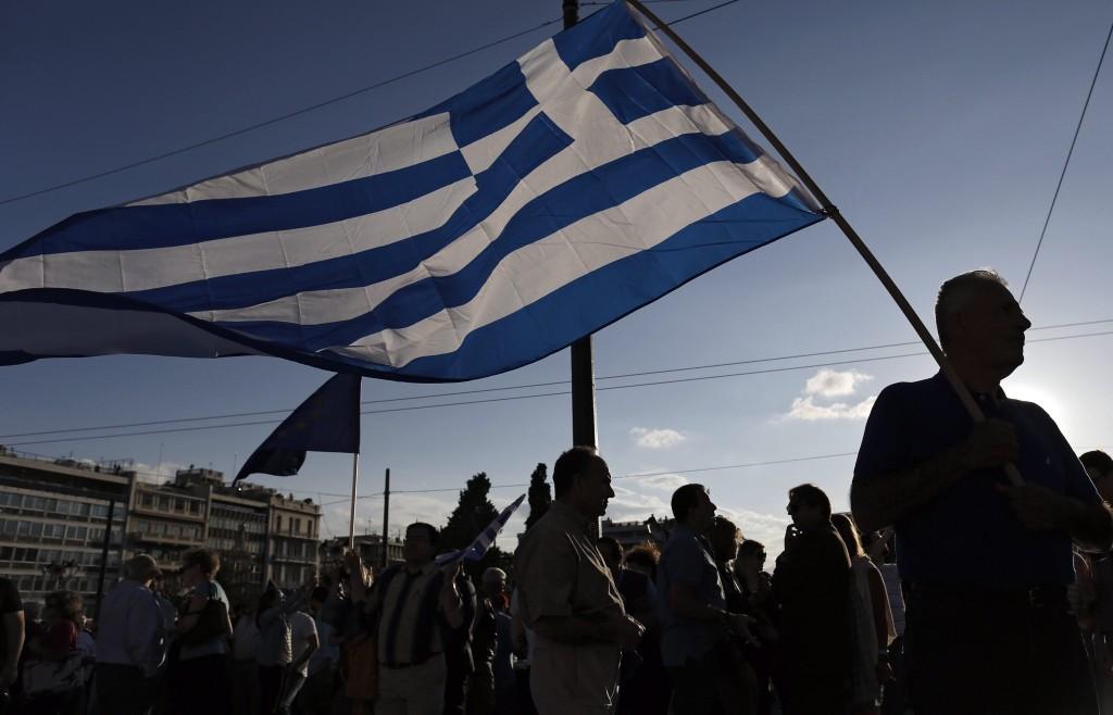 epaselect GREECE ECONOMY PROTEST