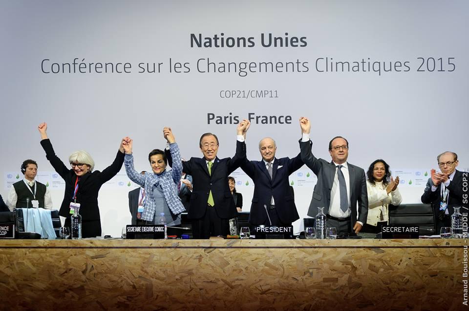 Paris 1 World leaders COP21