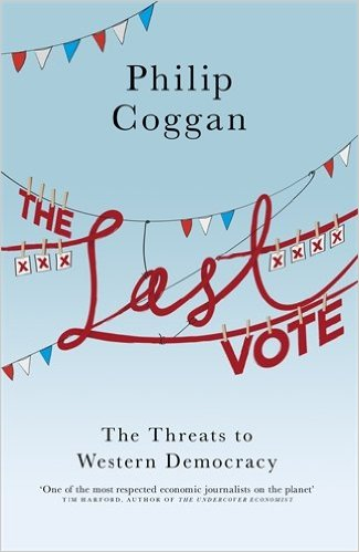 Last vote book cover